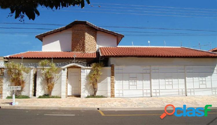 Casa alto padrão a venda em franca-sp - casa alto padrão a venda no bairro são josé - franca, sp - ref.: cas-002