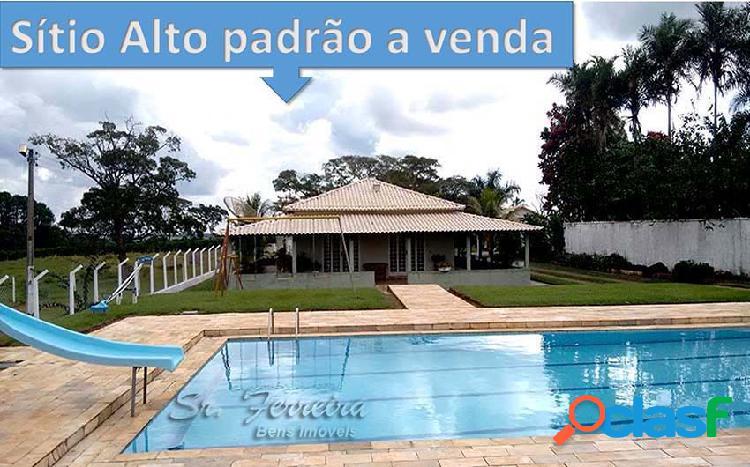 Sitio alto padrão a venda em cristais paulista - sítio a venda no bairro rural - cristais paulista, sp - ref.: sit-002