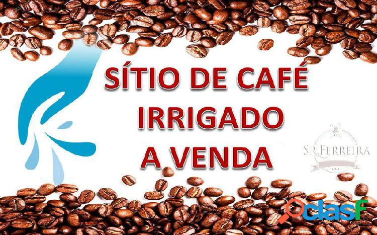 Sítio em patrocínio paulista - café - sítio a venda no bairro rural - patrocínio paulista, sp - ref.: sit-007