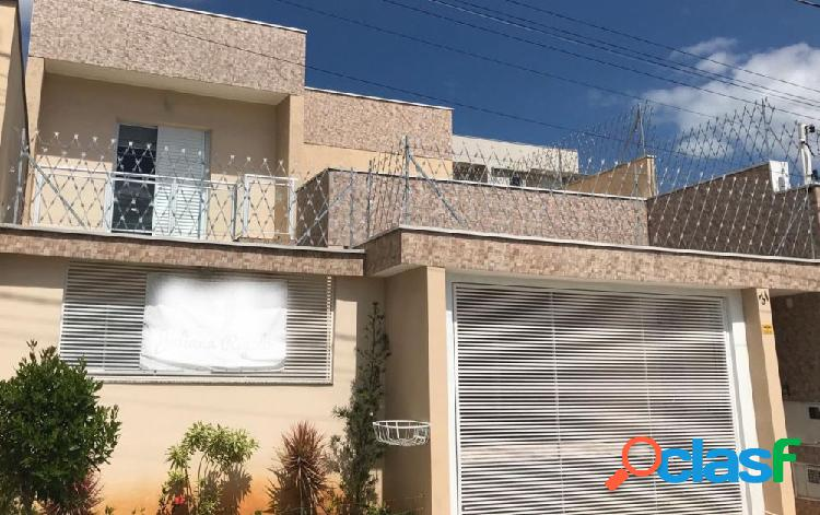 Residencial dos lagos - bragança paulista - sobrado a venda no bairro residencial dos lagos - bragança paulista, sp - ref.: 50082