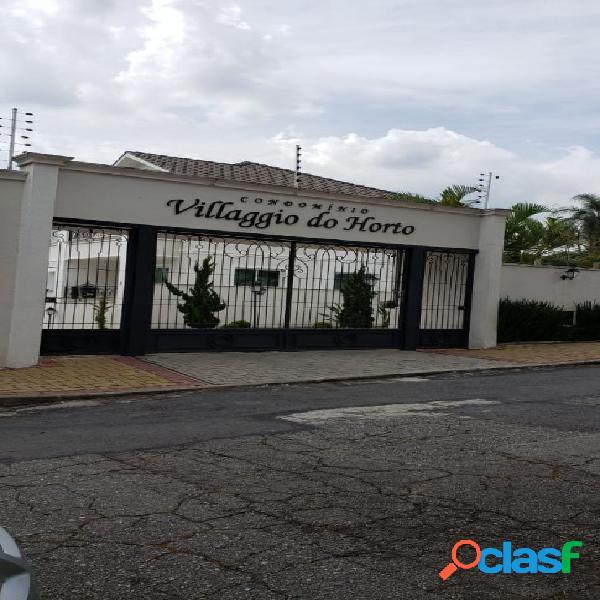 Villaggio horto - casa em condomínio a venda no bairro horto florestal - são paulo, sp - ref.: 1-00058