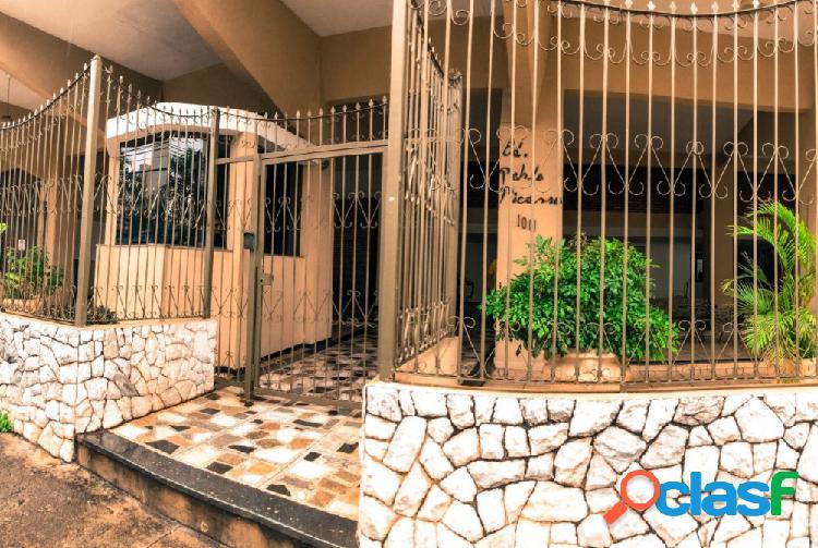 Edifício pablo picasso - apartamento a venda no bairro setor oeste - goiânia, go - ref.: me61853