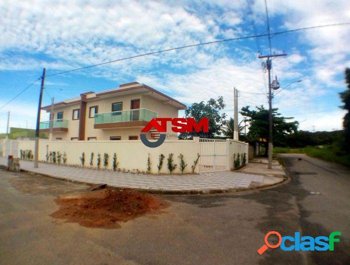 Casa a Venda no bairro Jd. Grandesp - Itanhaém, SP - Ref.: 302P