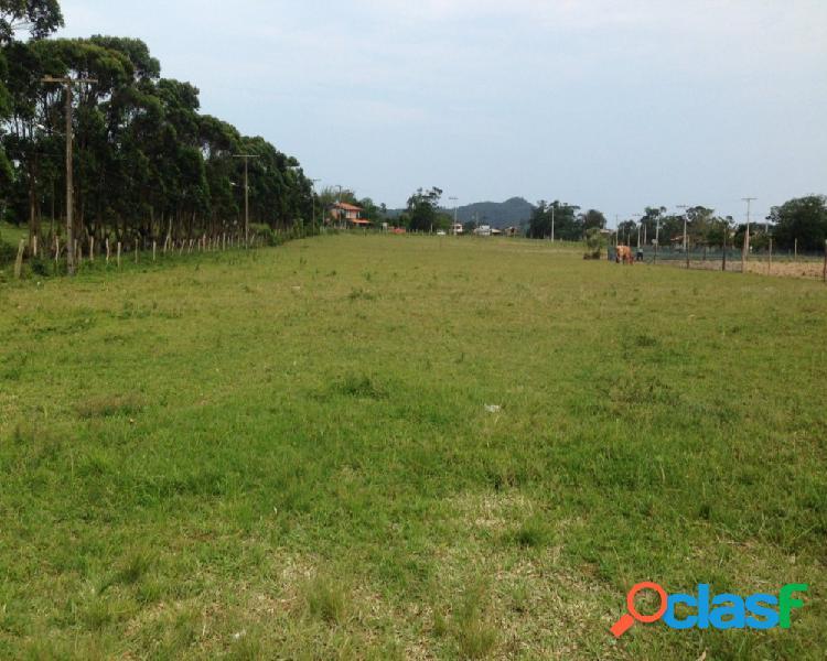 Terreno a venda no bairro ibiraquera - imbituba, sc - ref.: terreno-im