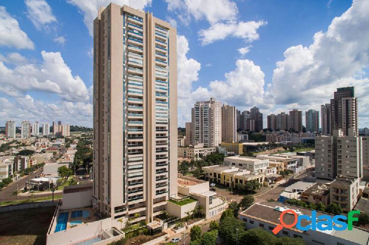 Acropole sul - apartamento alto padrão a venda no bairro jardim iraja - ribeirão preto, sp - ref.: at00118