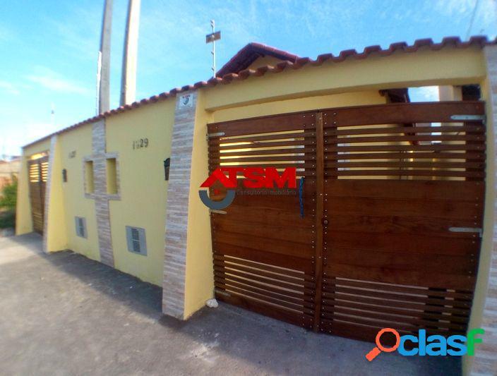 Casa a venda no bairro baln. nossa senhora do sion - itanhaém, sp - ref.: 99m