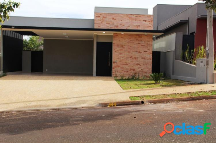 Casa em condominio - casa alto padrão a venda no bairro zona sul - ribeirão preto, sp - ref.: at08085