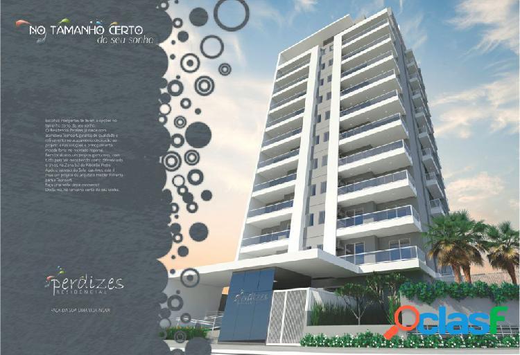 Condominio perdizes - apartamento a venda no bairro nova aliança - ribeirão preto, sp - ref.: at61866