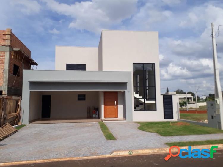 Condominio portal da mata - casa alto padrão a venda no bairro alto da boa vista - ribeirão preto, sp - ref.: at66795