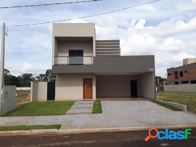 Condominio portal da mata - casa alto padrão a venda no bairro alto da boa vista - ribeirão preto, sp - ref.: at80576