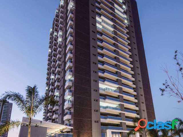 Edificio uber corbusier - apartamento alto padrão a venda no bairro bosque das juritis - ribeirão preto, sp - ref.: at29741