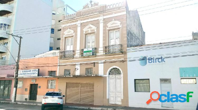 Para investidores, comercial central - casa comercial a venda no bairro centro - pelotas, rs - ref.: cr011