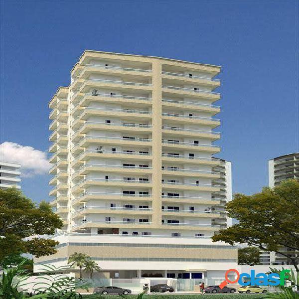 Apartamento na praia com 2 quartos à venda - apartamento a venda no bairro canto do forte - praia grande, sp - ref.: jr53745
