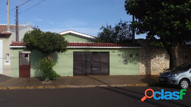 Casa para aluguel com garagem coberta - casa para aluguel no bairro jardim piratininga - ribeirão preto, sp - ref.: alu0004