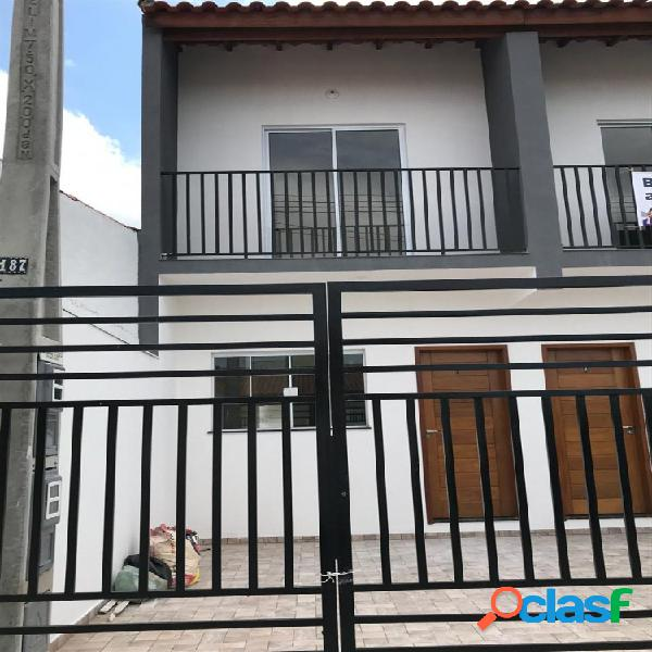 Casa duplex a venda no bairro jardim santa madre paulina - sorocaba, sp - ref.: ct001