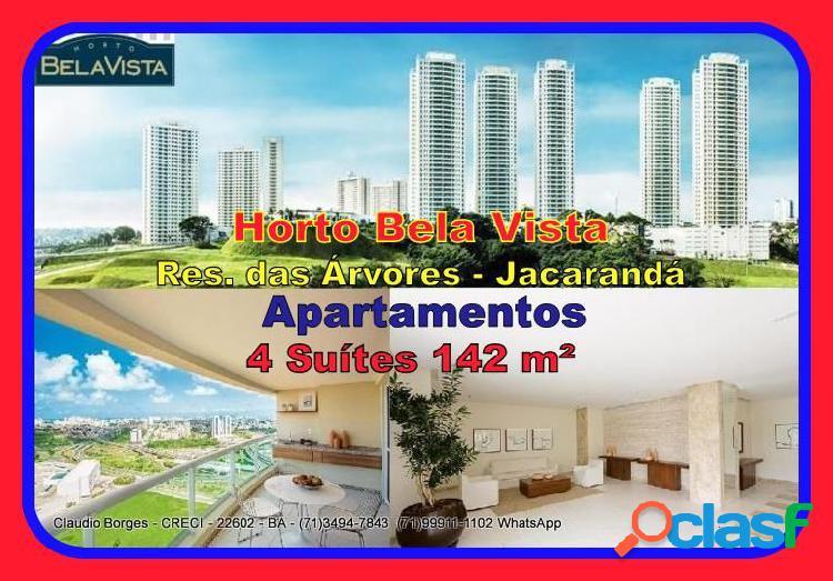Horto bela vista - apartamento a venda no bairro horto bela vista - salvador, ba - ref.: ap430014