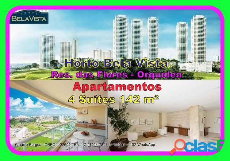 Horto bela vista - apartamento a venda no bairro horto bela vista - salvador, ba - ref.: ap430015