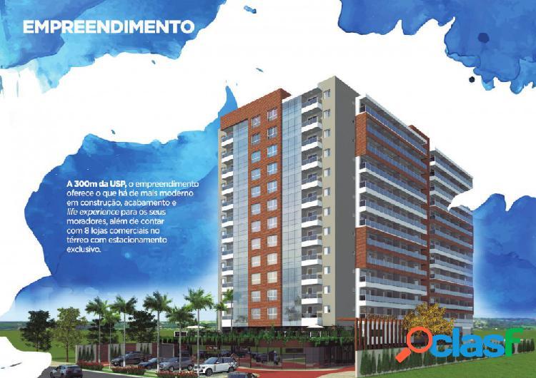 Barão do café - apartamento em lançamentos no bairro vila tibério - ribeirão preto, sp - ref.: at09261