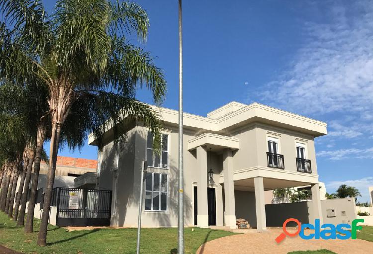 Condominio alphaville - apartamento alto padrão a venda no bairro alphaville - bonfim paulista (ribeirão preto), sp - ref.: at98105