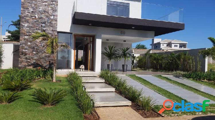 Condominio alphaville - apartamento alto padrão a venda no bairro alphaville - bonfim paulista (ribeirão preto), sp - ref.: at63220