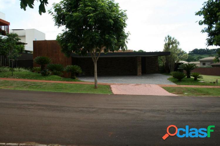 Condomínio ipê branco - casa alto padrão a venda no bairro vila do golf - ribeirão preto, sp - ref.: at09274