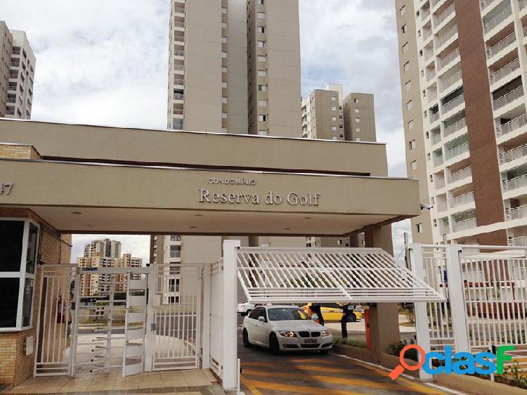Condomínio reserva do sul - apartamento alto padrão a venda no bairro vila do golf - ribeirão preto, sp - ref.: at01837
