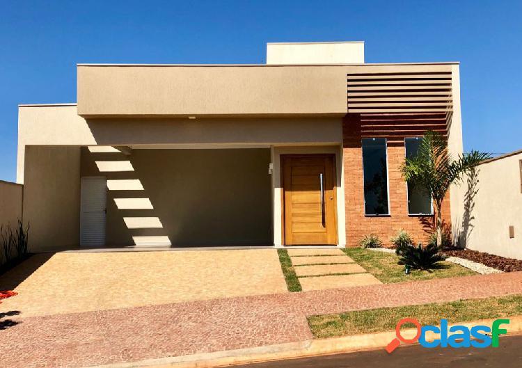 Condominio san marco - casa alto padrão a venda no bairro san marcos ii - bonfim paulista (ribeirão preto), sp - ref.: at37070