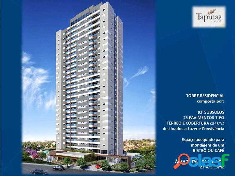 Edificil tapuias residencial - apartamento em lançamentos no bairro bosque das juritis - ribeirão preto, sp - ref.: at27429