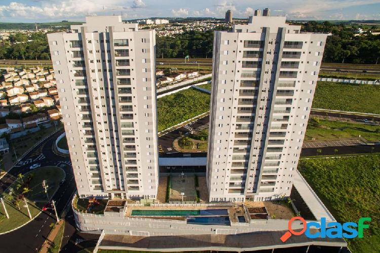 Recidensial cabreuvas - apartamento alto padrão a venda no bairro jardim botânico - ribeirão preto, sp - ref.: at32083