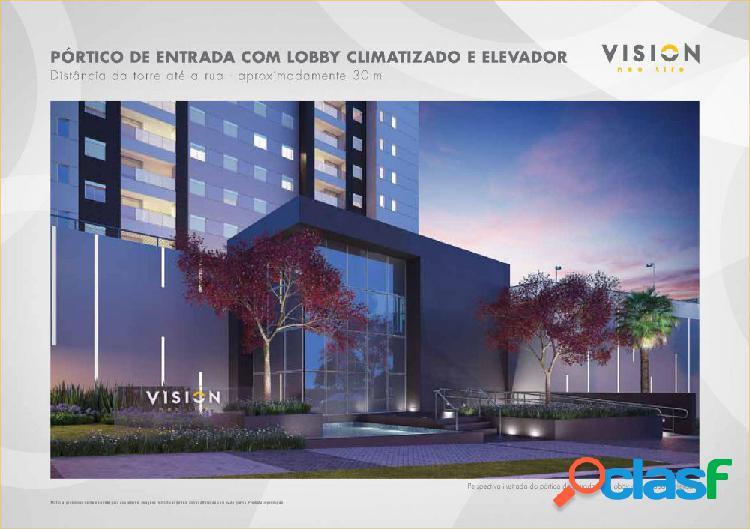 Vision neo life - apartamento alto padrão em lançamentos no bairro quintas da primavera - ribeirão preto, sp - ref.: at62754