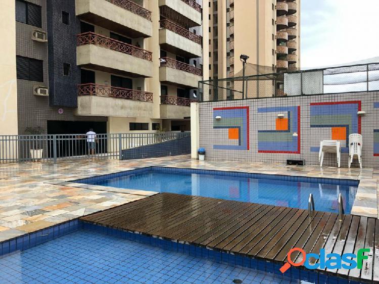 Apartamento cond edifício apiacás - apartamento a venda no bairro santa cruz do josé jacques - ribeirão preto, sp - ref.: ap0066