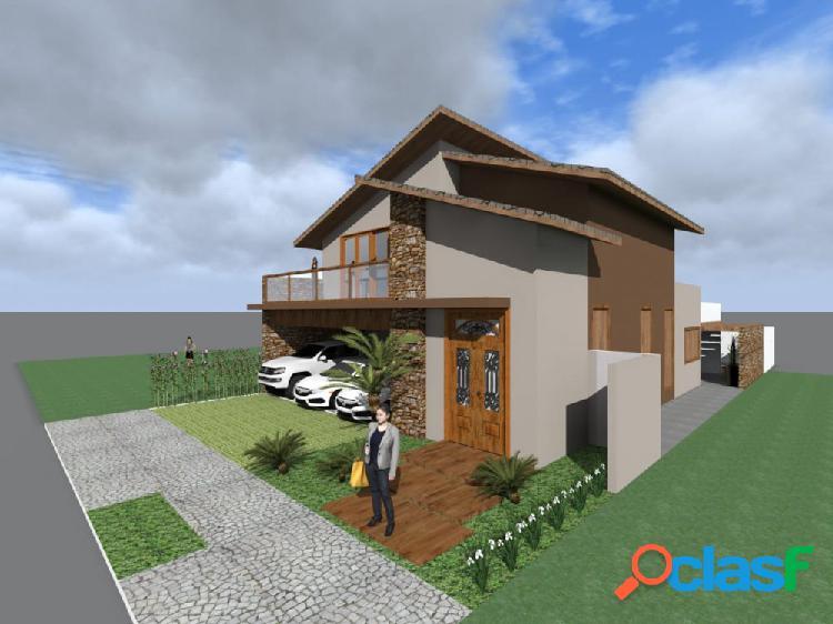 Casa sobrado alto padrão - casa alto padrão a venda no bairro villaggio di firenze - franca, sp - ref.: dp37