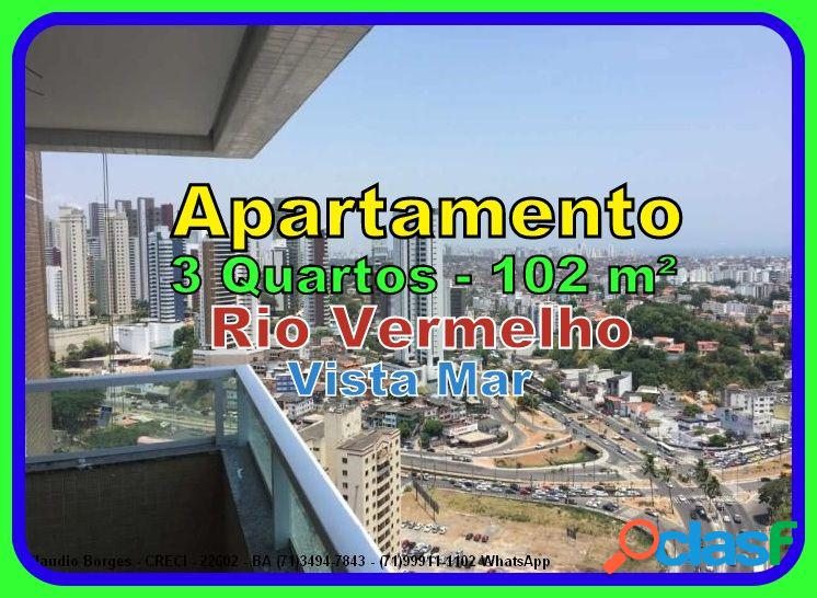 Residencial maria carmen villas boas - apartamento a venda no bairro rio vermelho - salvador, ba - ref.: ap360161