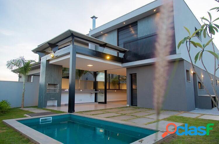 Casa sobrado no terras de florença - casa em condomínio a venda no bairro terras de bonfim - bonfim paulista (ribeirão preto), sp - ref.: cc0022
