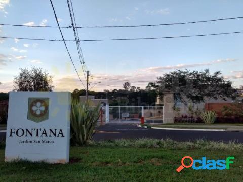 Lote condomínio san marco i - lote a venda no bairro quintas de são josé - bonfim paulista (ribeirão preto), sp - ref.: lt0016