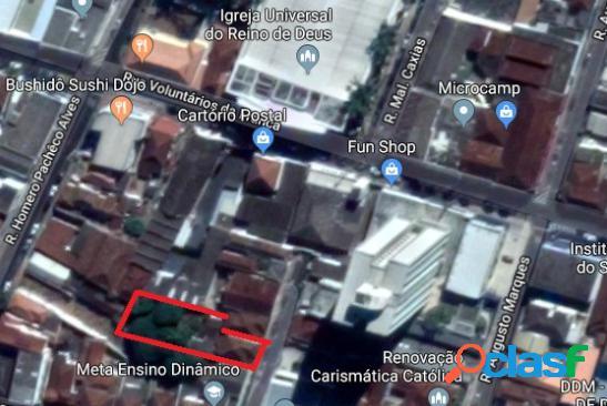 Terreno no cetro - terreno a venda no bairro centro - franca, sp - ref.: dp75