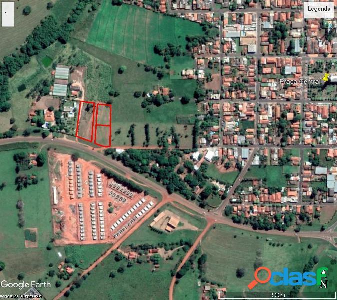 Chácara para venda/ indiaporã-sp - terreno a venda no bairro centro - indiaporã, sp - ref.: fs0001