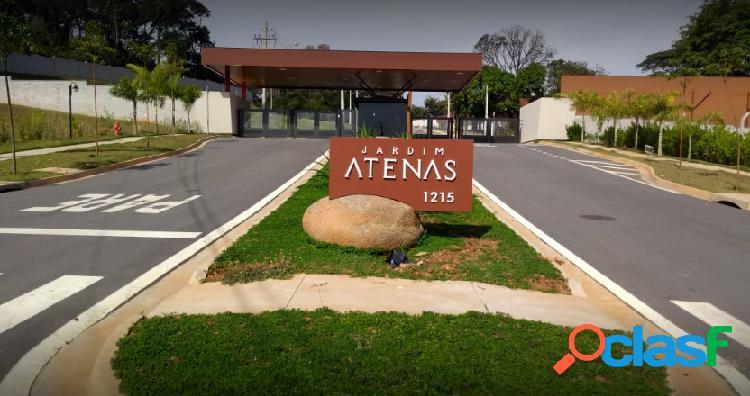 Loteamento fechado jardim atenas - jundiaí/sp - terreno em condomínio a venda no bairro jardim santa teresa - jundiaí, sp - ref.: rm28727