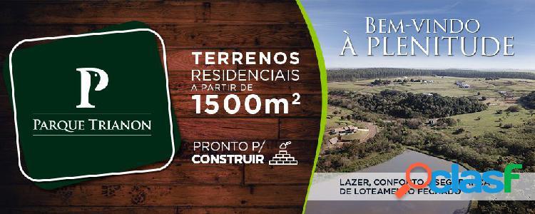 Loteamento parque trianon - ourinhos/sp - terreno em condomínio a venda no bairro jardim guaporé - ourinhos, sp - ref.: rm34553