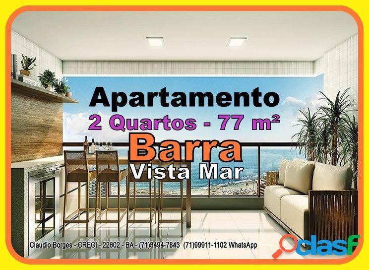 535 barra salvador - apartamento em lançamentos no bairro barra - salvador, ba - ref.: ap210001