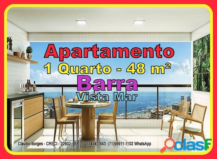 535 barra salvador - apartamento em lançamentos no bairro barra - salvador, ba - ref.: ap110002