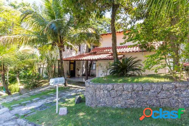 Casa triplex a venda no bairro itaipu - niterói, rj - ref.: jm63529