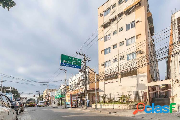 Edifício pajussara - apartamento a venda no bairro campo grande - rio de janeiro, rj - ref.: jm50654
