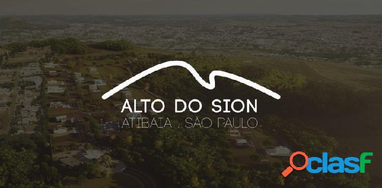 Residencial Alto do Sion - Terrenos a partir de 500m² - Terreno em Condomínio a Venda no bairro Centro - Atibaia, SP - Ref.: RM87668