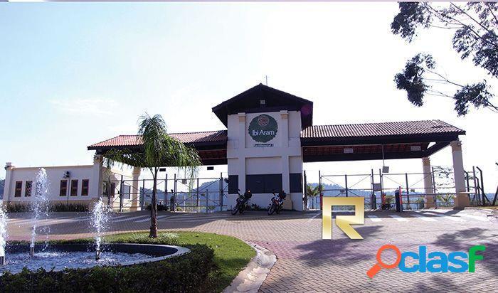 Ibi aram 2 - loteamento fechado em itupeva/sp - terreno em condomínio a venda no bairro morro alto - itupeva, sp - ref.: rm03383