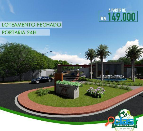 Residencial curitibanos eco residence bragança paulista/sp - terreno em condomínio a venda no bairro cidade planejada ii - bragança paulista, sp - ref.: rm85540