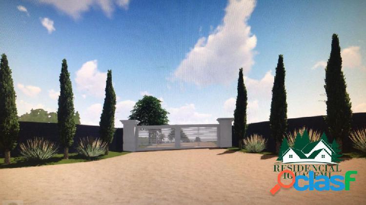 Residencial iguatemi - terreno em condomínio a venda no bairro mato dentro - mairinque, sp - ref.: rm45814