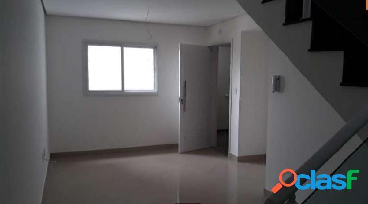 Apartamento duplex a venda no bairro utinga - santo andré, sp - ref.: aq49942antuerpia