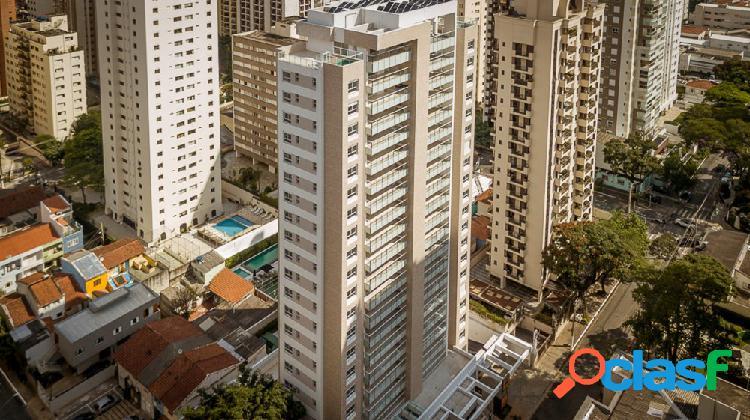 Praça gaivota - apartamento alto padrão a venda no bairro moema - são paulo, sp - ref.: ed62801