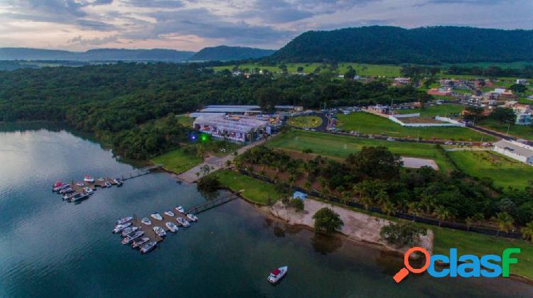 Vende i terreno enseada beach (rifaina) - terreno a venda no bairro residencial enseada da fronteira - rifaina, sp - ref.: dp179